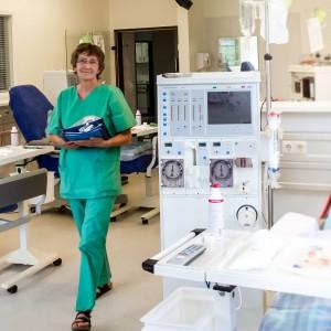Nephrologische Praxis München-Unterhaching | Dialyse im KfH