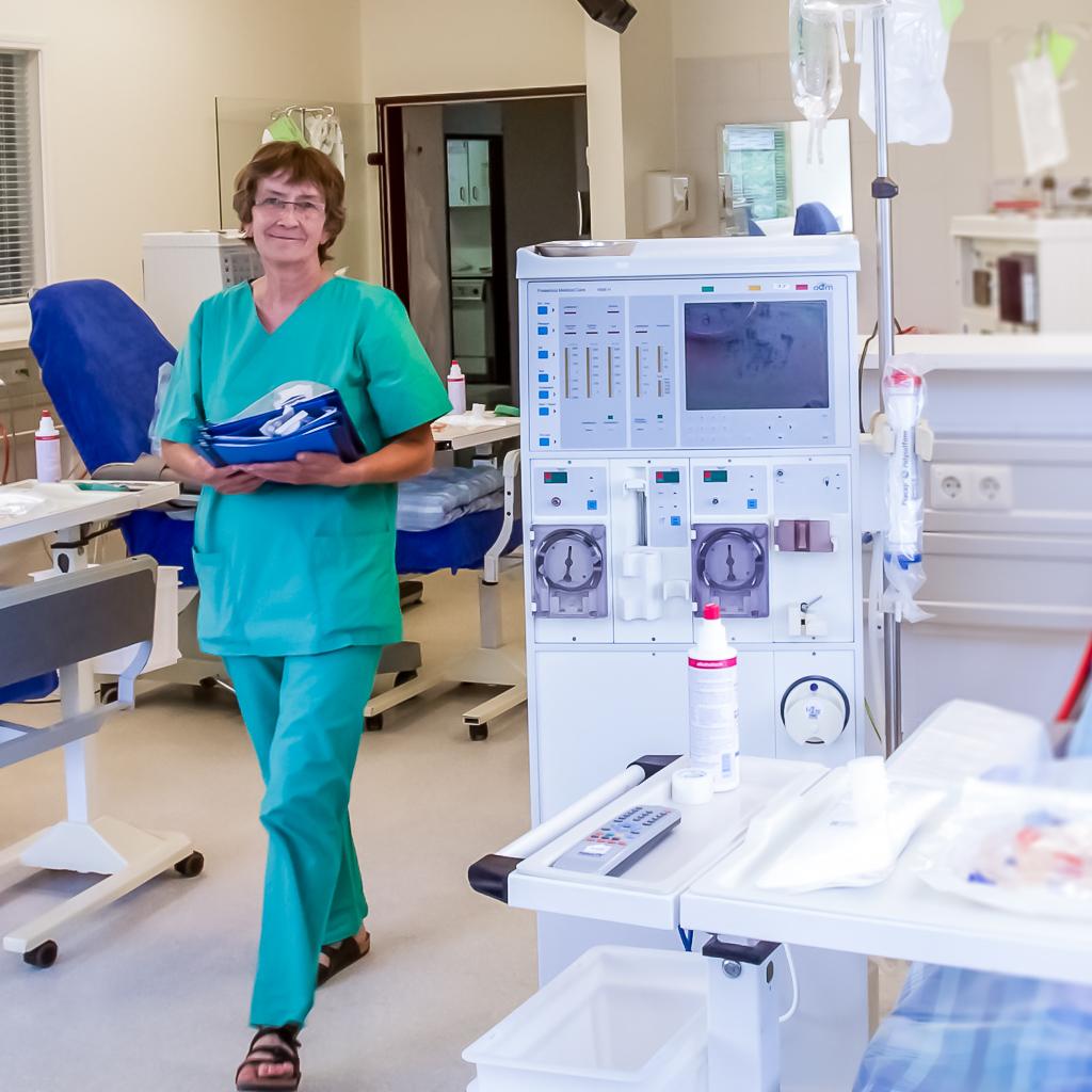 KfH-Nierenzentrum Unterhaching | Dialysefachpflege