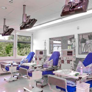 KfH-Nierenzentrum Unterhaching | Dialyseplätze