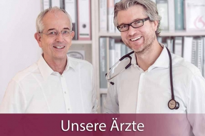 Dr. Link und Prof. Weyrich sind als Internisten und Nephrologen in Gemeinschaftspraxis als Nierenspezialist in München-Unterhaching tätig.